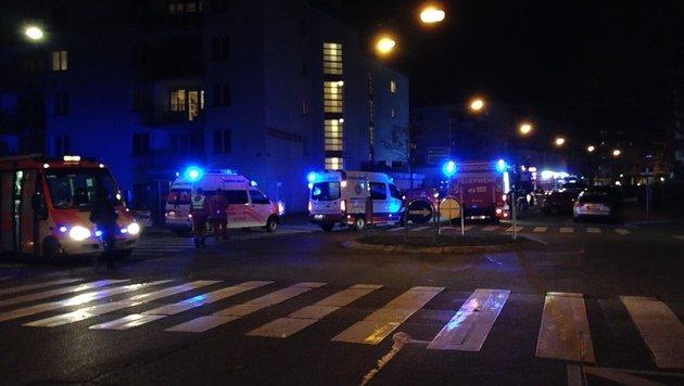 Wien: Hoverboard löst Wohnungsbrand aus (Bild: Manfred Krejcik)