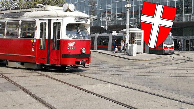 Wien: 55,5 Prozent mehr Sex-Übergriffe! (Bild: APA/HERBERT PFARRHOFER)