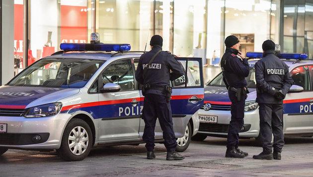 Der jugendliche Räuber sorgte für viele Polizeieinsätze - doch das hatte für ihn bisher keine Folgen (Bild: Harald Dostal)