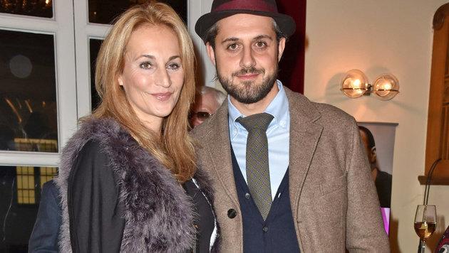 Caroline Beil mit Freund Philipp Sattler (Bild: Nicole Kubelka/face to face)