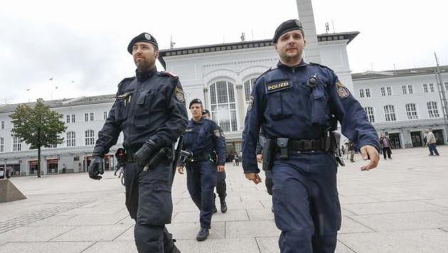 Der Hauptbahnhof bleibt Kriminalitäts-Brennpunkt (Bild: Marke Tschepp)