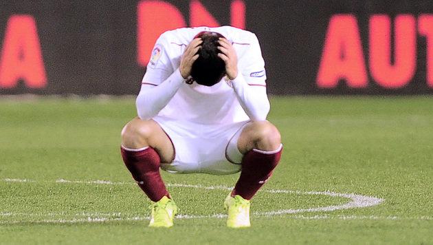 Nur 1:1! Sevilla lässt bei Alaves Punkte liegen (Bild: AFP)