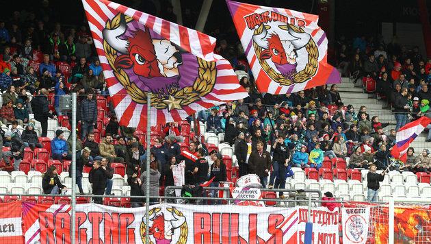 2:1! RB Salzburg triumphiert gegen Atletico Madrid (Bild: GEPA)