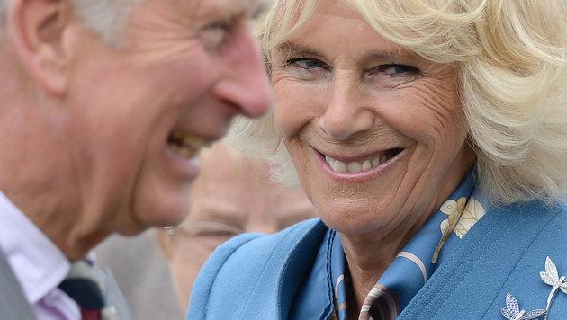 Prinz Charles und Ehefrau Camilla (Bild: i-Images/face to face)