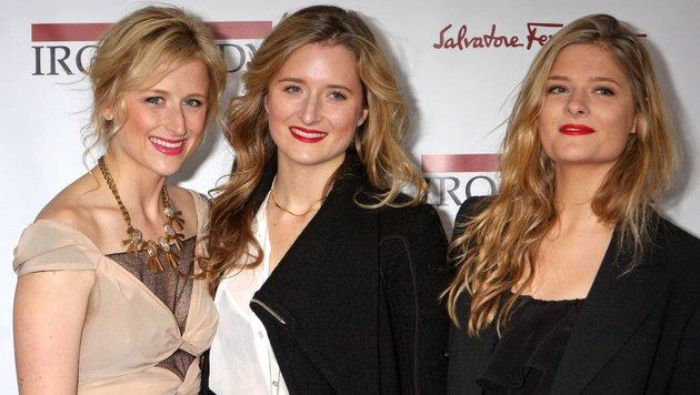 Meryl Streeps Töchter sind ihr wie aus dem Gesicht geschnitten. (Bild: face to face)