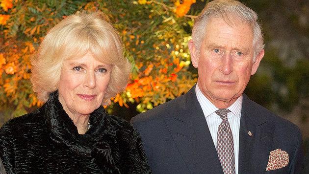 Prinz Charles und Ehefrau Camilla (Bild: PPE/face to face)