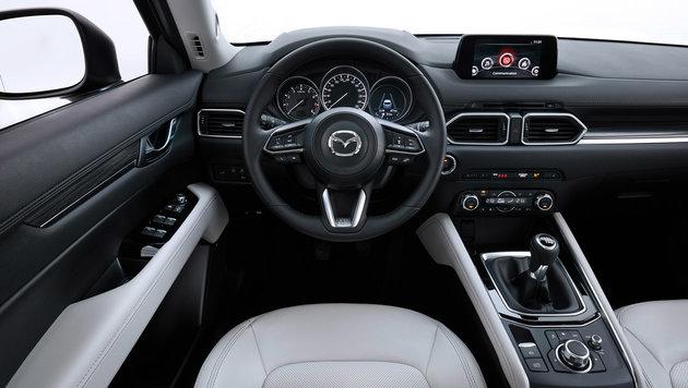 Mazda CX-5: Auf den zweiten Blick alles neu (Bild: Mazda)
