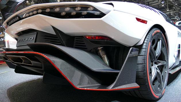 Highlights des Genfer Autosalons von A bis Z (Bild: Stephan Schätzl)