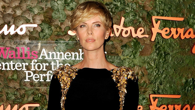 Charlize Theron (Bild: Kevin Winter/Getty Images/AFP)