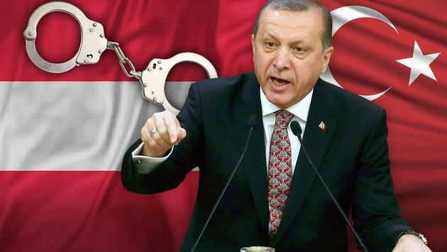 Erdogan lässt jetzt Österreicher verhaften (Bild: AFP/ADEM ALTAN, thinkstockphotos.de)