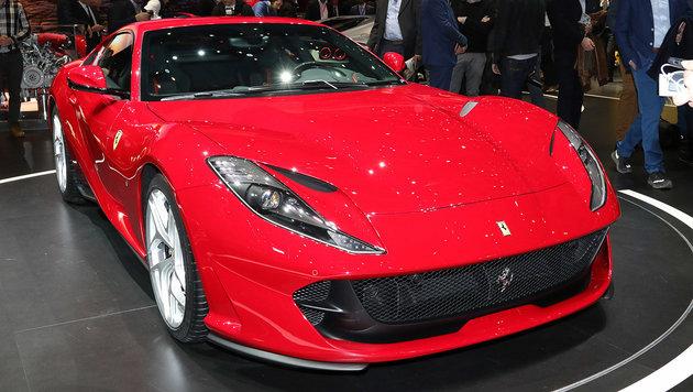 Ferrari 812 Superfast: Nomen est omen (Bild: Zwefo)