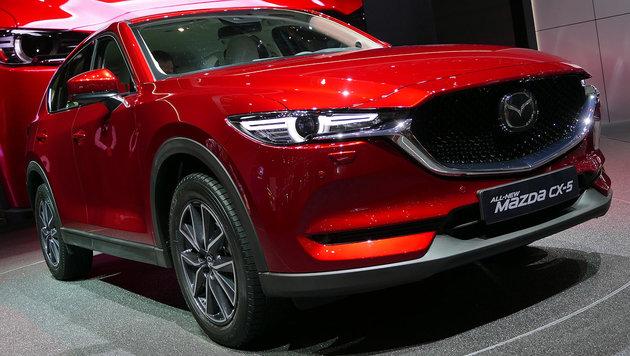 Mazda CX-5: Auf den zweiten Blick alles neu (Bild: Stephan Schätzl)