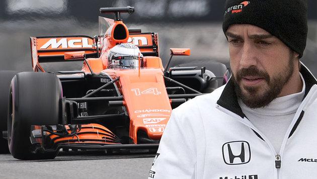 """Alonso: """"Bei 25 Rennen im Jahr höre ich auf!"""" (Bild: GEPA)"""