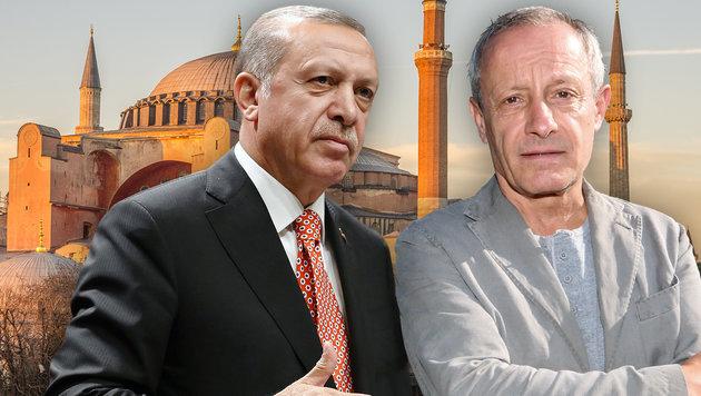 """""""Erdogan-Leute missbrauchen Staatsbürgerschaft"""" (Bild: thinkstockphotos.de, AP/STF, Uta Rojsek-Wiedergut)"""
