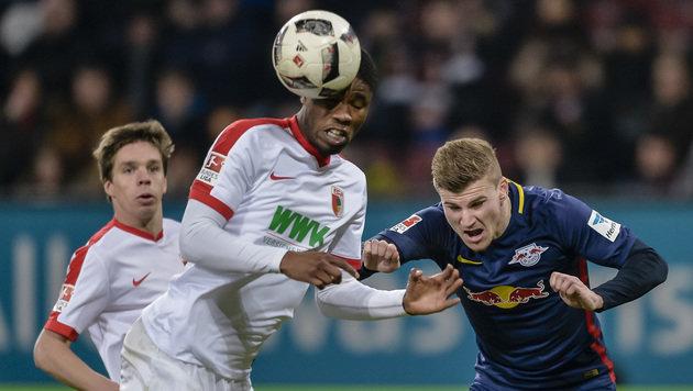 Augsburg: ÖFB-Youngster Danso erhält Profivertrag (Bild: AFP)