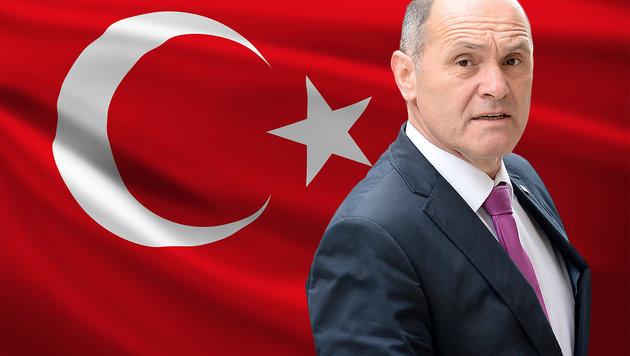 Dieses Gesetz verbietet türkische Politik-Shows (Bild: thinkstockphotos.de, APA/ROLAND SCHLAGER)