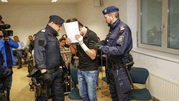 Ahbud W. bekam gleich 15 Jahre Gefängnis. (Bild: Markus Tschepp)