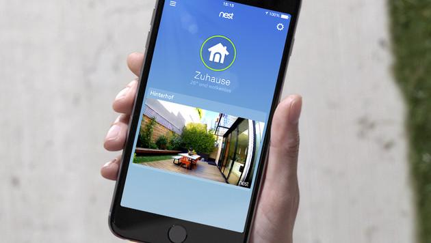 Nest: Smarte Technik für ein sicheres Zuhause (Bild: Nest)