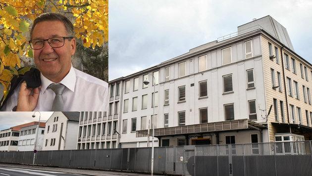 """Nestlé-Angestellten Betriebsrat Gerhard Frei kämpft für die Mitarbeiter. (Bild: Markus Wenzel, """"Krone"""")"""
