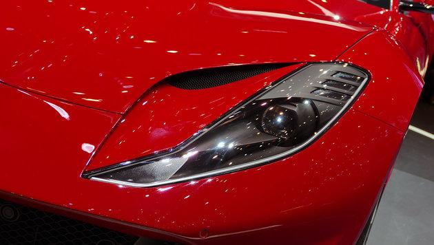 Ferrari 812 Superveloce (Bild: Stephan Schätzl)