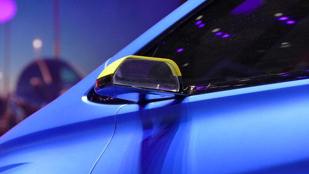 Renault zeigt Zoe als Super-Elektrosportler (Bild: Stephan Schätzl)