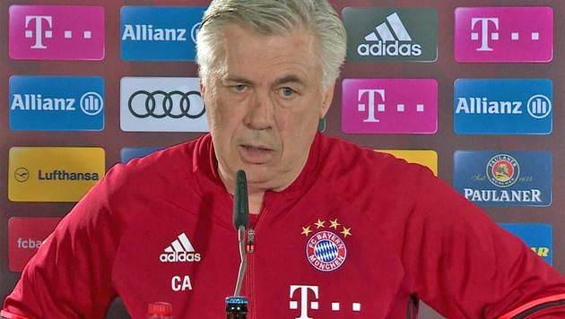 Champions-League-Kracher: Bayern gegen Real! (Bild: SID)