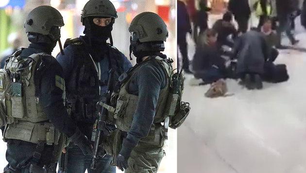 Axt-Attentäter: Sein jüngstes Opfer ist erst 13 (Bild: twitter.com, AFP/dpa/David Young)