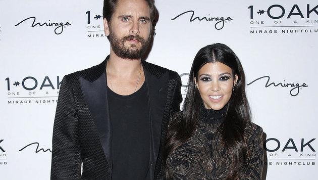 Scott Disick und Kourtney Kardashian (Bild: AdMedia/face to face)