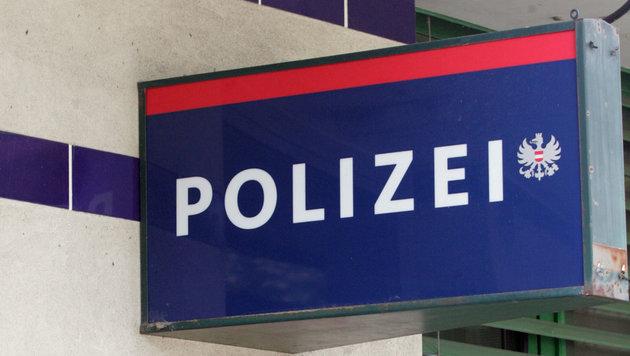 Der mutmaßliche Doppelmörder hat sich nach der Tat in Linz der Polizei gestellt. (Bild: Kronen Zeitung)