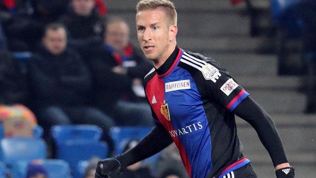 Marc Janko trifft bei Basels 3:0-Sieg (Bild: GEPA)