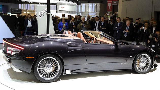 Die 5 seltsamsten Auto-Fronten des Genfer Salons (Bild: Zwefo)