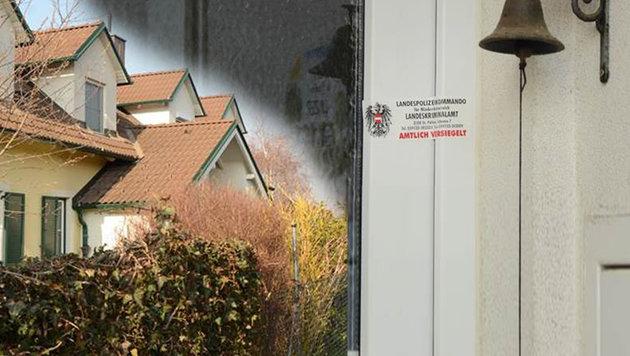 Mord in NÖ: U-Haft für Ehemann des Opfers (Bild: Thomas Lenger)