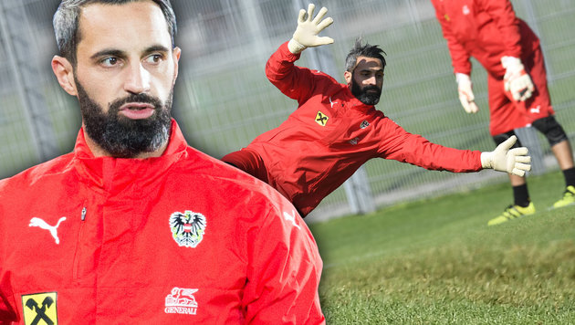 Ramazan Özcan beendet Karriere im Nationalteam (Bild: APA/Robert Jäger)
