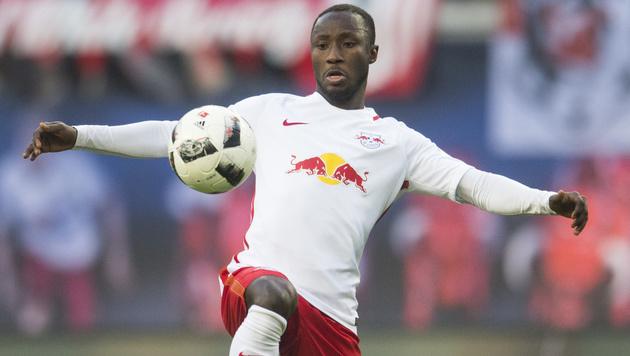 Liverpool schnappt sich Naby Keita von RB Leipzig! (Bild: AFP)