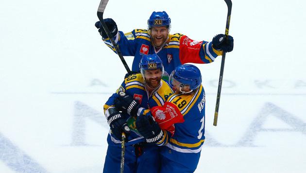 Weltrekord! Eishockeyspiel dauerte 217 Minuten (Bild: GEPA)