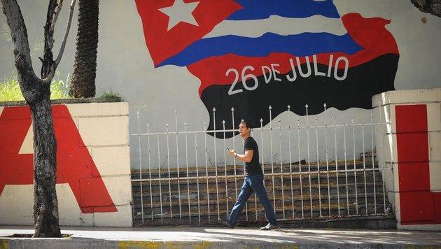 Kubas Online-Gamer spielen ohne Internet (Bild: AFP)