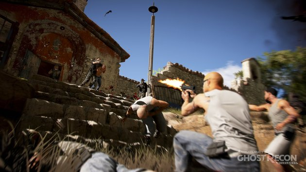 """Ghost Recon Wildlands"": Taktik-Shooter im Test (Bild: Ubisoft)"