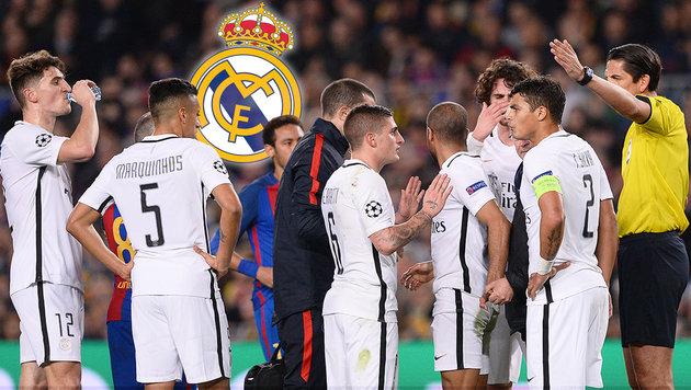Barca-Wunder: Petition für Wiederholungsspiel (Bild: AFP)