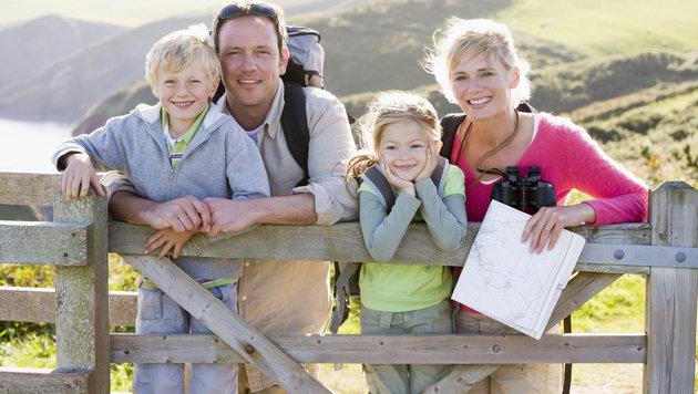 Familienbild ist traditioneller geworden (Bild: thinkstockphotos.de)