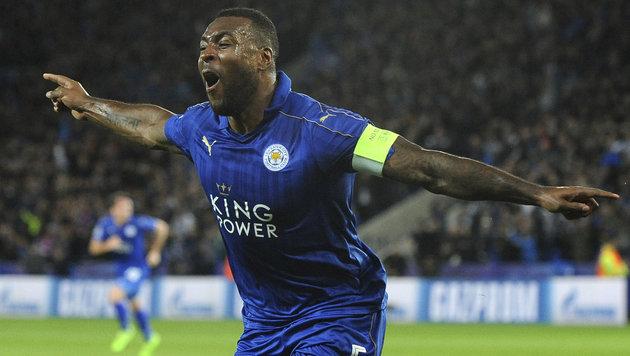 Fuchs-Klub Leicester schmeißt den FC Sevilla raus! (Bild: Associated Press)