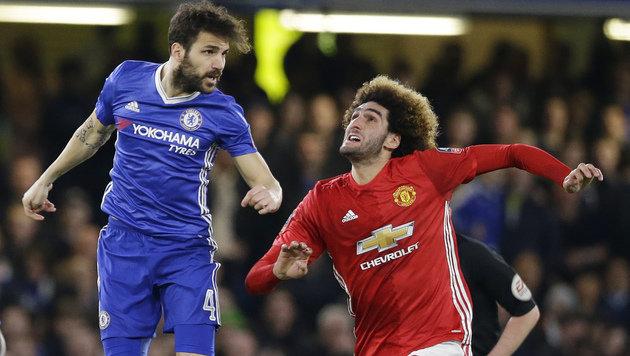 Manchester-Terror: Chelsea sagt Siegesparade ab (Bild: Associated Press)
