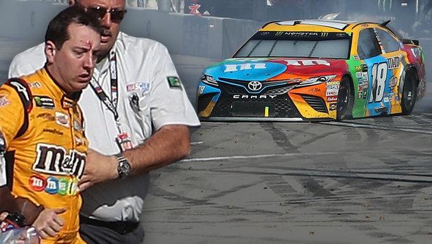 Prügelei in Boxengasse: NASCAR-Stars rasten aus! (Bild: GETTY IMAGES NORTH AMERICA)