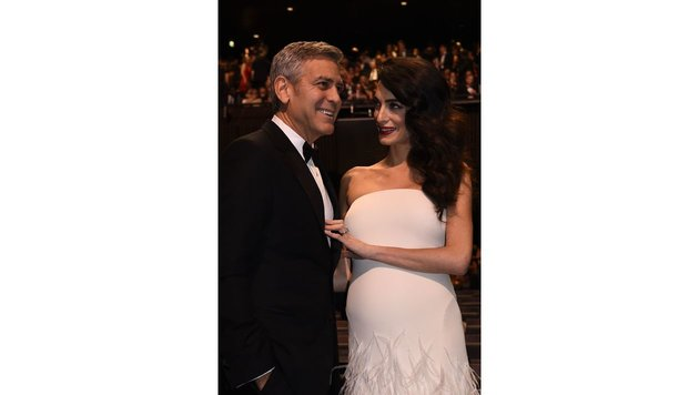 George und Amal Clooney (Bild: AFP or licensors)