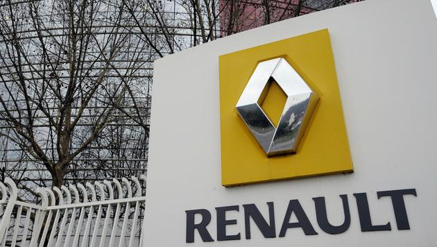 Das Renault-Hauptquartier in Boulogne-Billancourt (Bild: AFP)