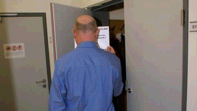 Der angeklagte 52-jährige Salzburger Unternehmer. (Bild: Antonio Lovric)
