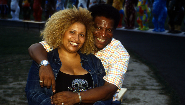 Patricia und Roberto Blanco (Bild: Schroeder/face to face)