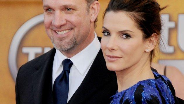 Jesse James und Sandra Bullock (Bild: PG/face to face)