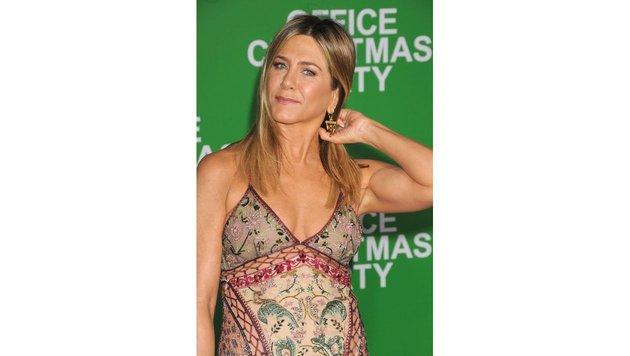 Jennifer Aniston im Jahre 2017 (Bild: Walker, face to face)
