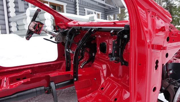 Seat Leon Cupra: Perfekt für finnisch Vollgas? (Bild: Stephan Schätzl)