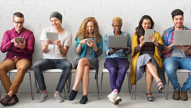 """""""Facebook für Teenager nicht mehr so wichtig (Bild: thinkstockphotos.de)"""""""